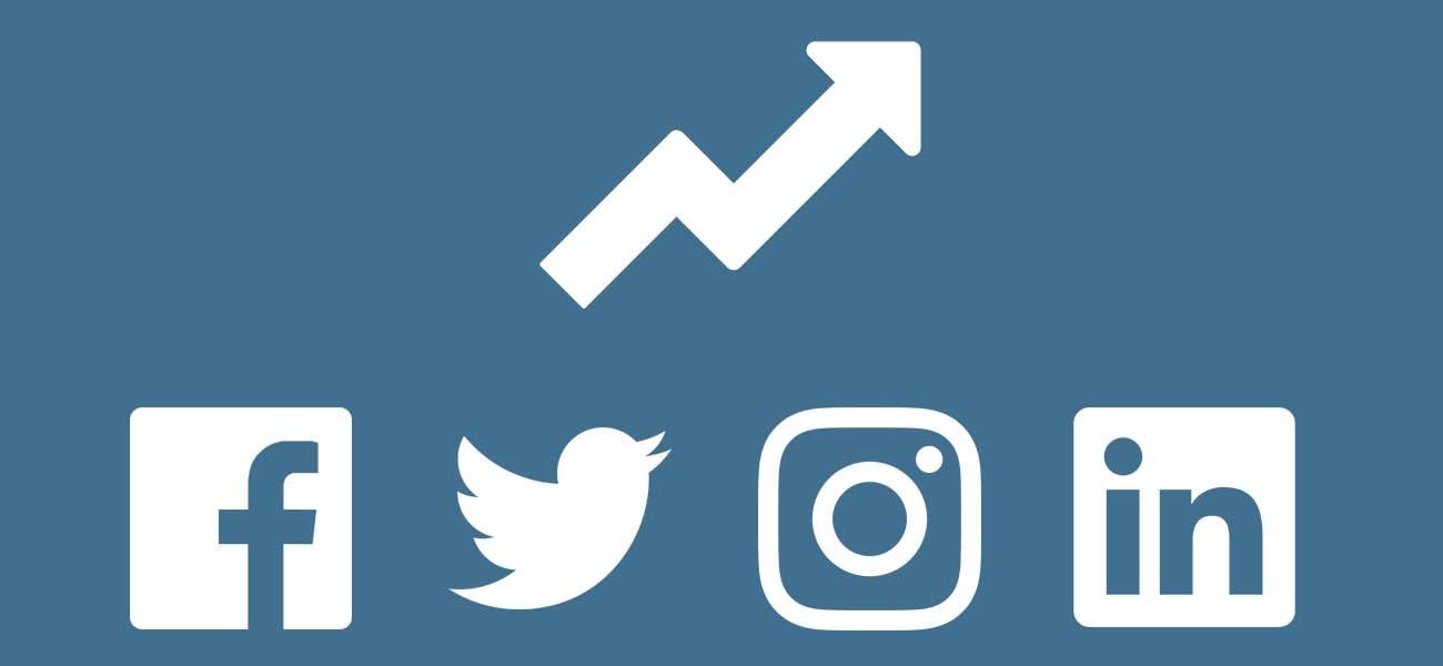 Meer bereik op social media