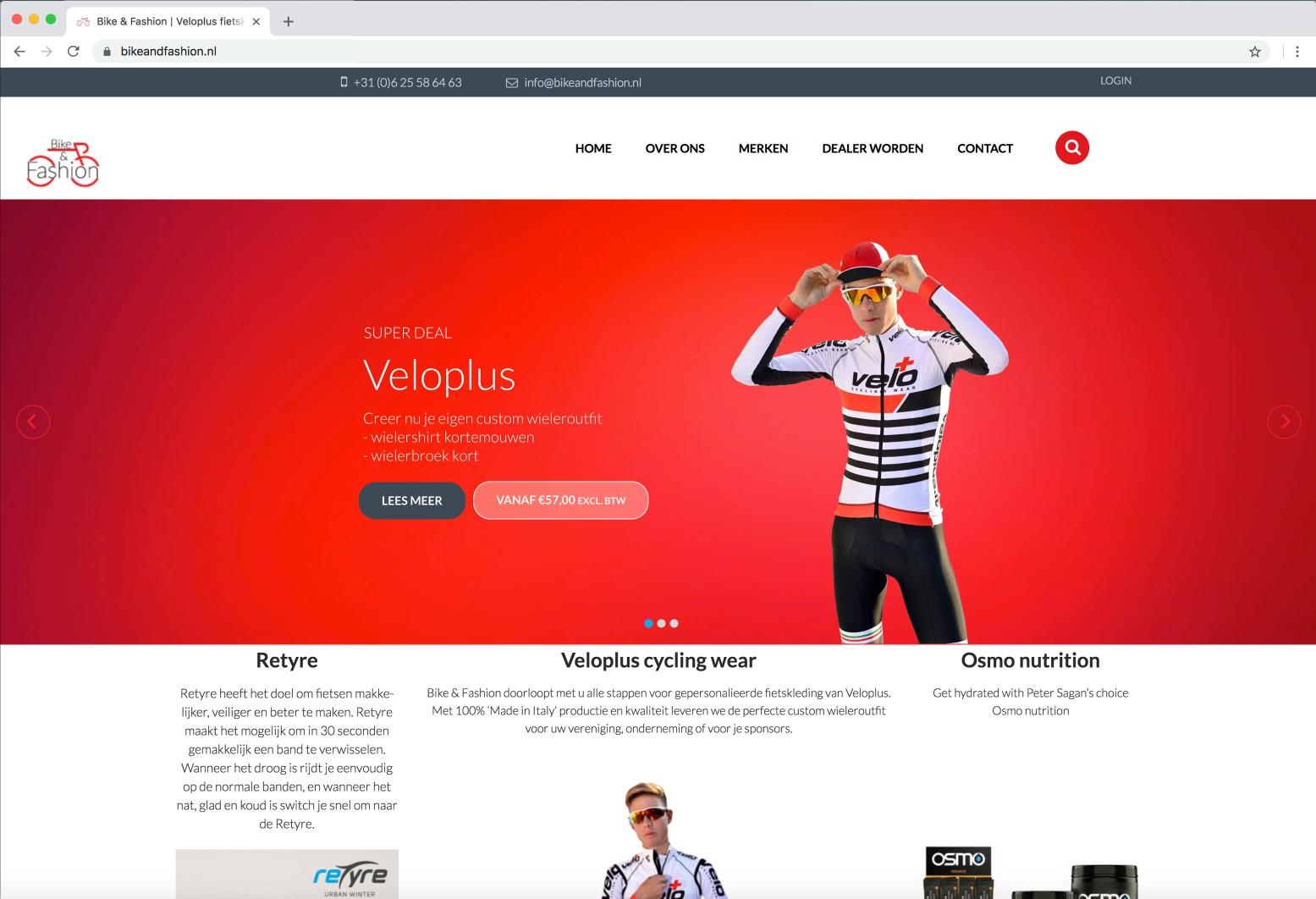 Bike And Fashion