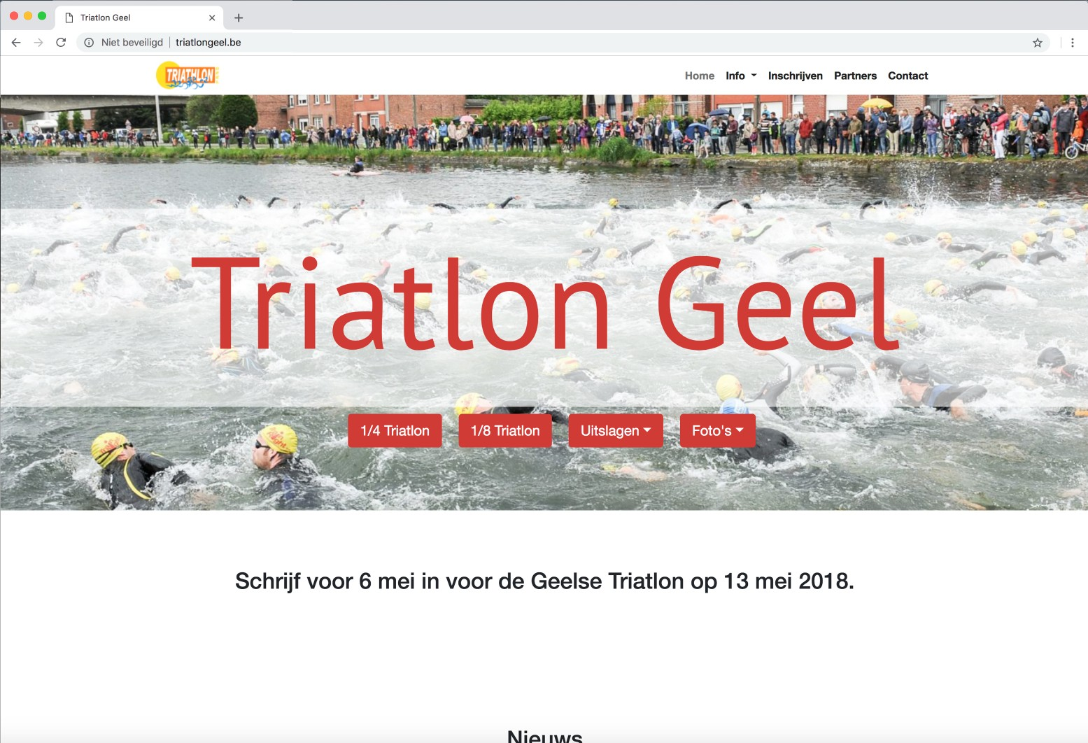 Triatlon Geel