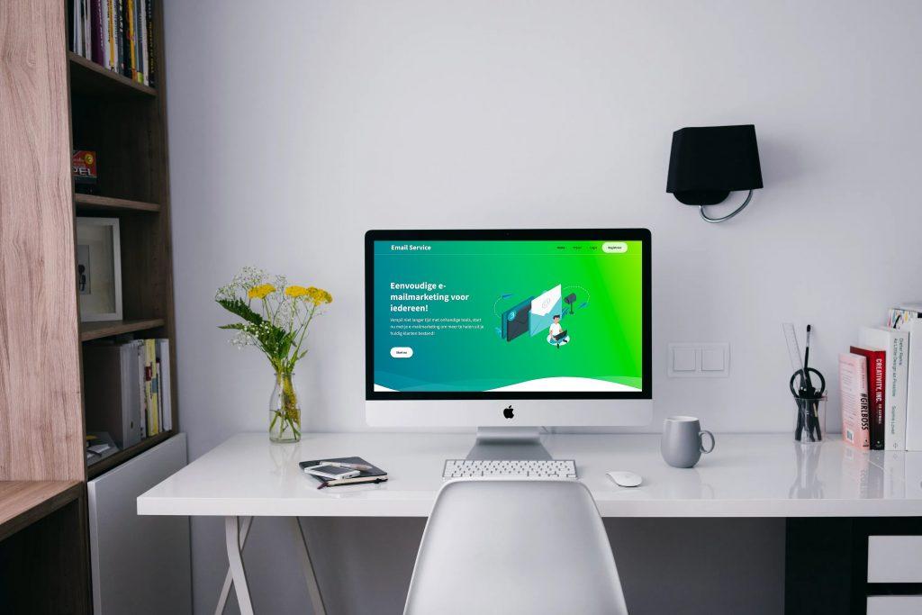 Website email-service.be ontwikkeld door Made I.T.
