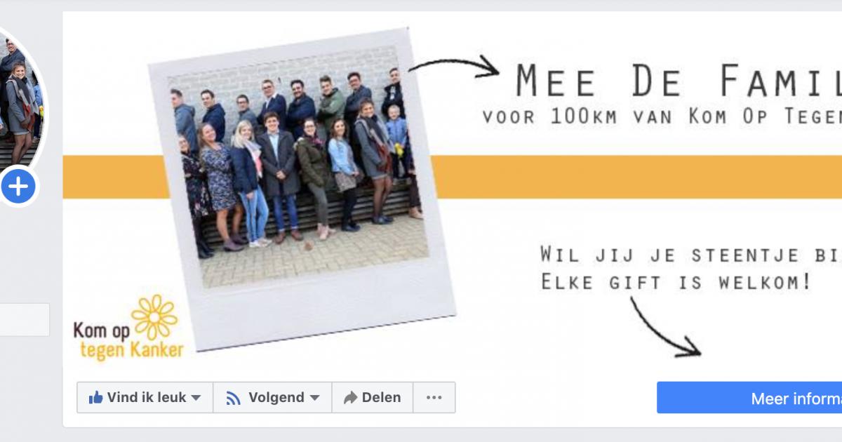 Klantcase - Mee De Famille - Facebook Social Media