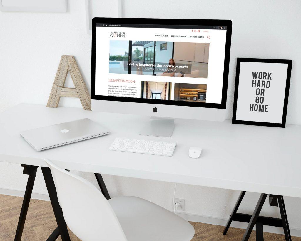Website Inspirerend-wonen
